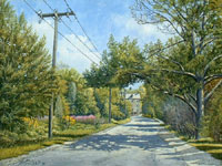 Ancaster, Ontario - Old Mill Road