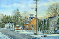 Ancaster, Ontario - Winter in Ancaster 2